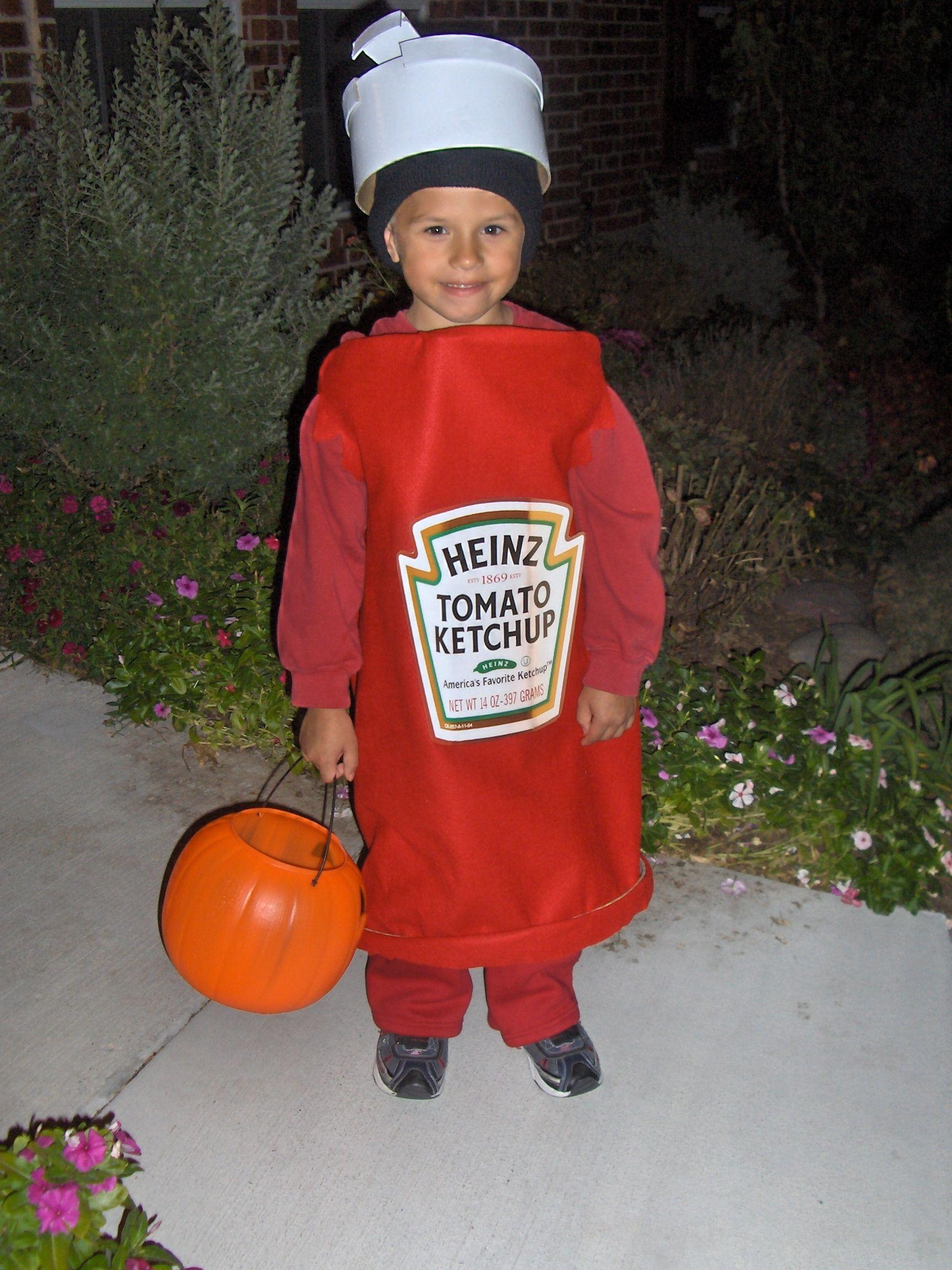 DIY Unique Last Minute Food Halloween Costumes ... |Diy Halloween Costumes Food