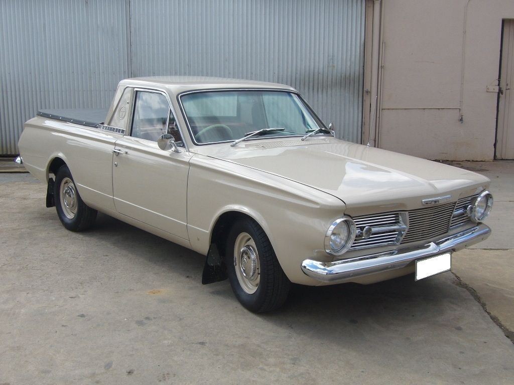 Australian Valiant ute | Garage Tools | Pinterest | Ute, Cars and ...