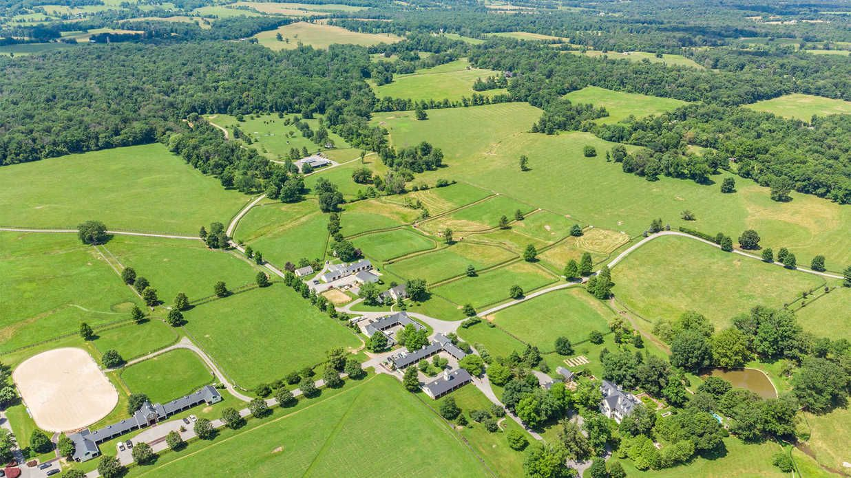 Calling all horse lovers this 353acre virginia estate is