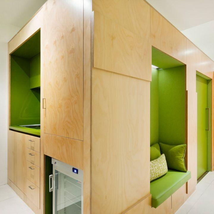 CLINIC DESIGN Flourish Paediatrics By Molecule Melbourne Australia