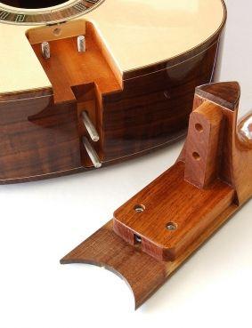 Neck Joint Luthier Guitar Guitar Diy Guitar Building