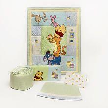 Disney Winnie The Pooh Hunting For Hunny 4 Piece Crib Bedding Set Disney Babies Quot R