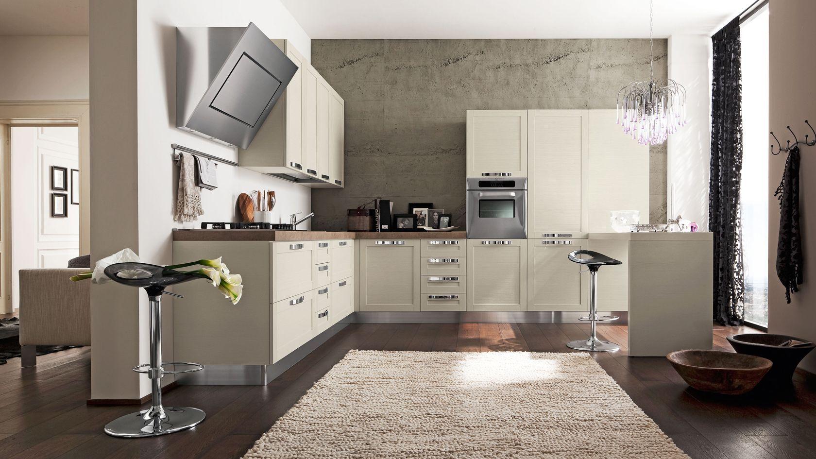 effequattro cucine componibili - prodotti innovativi zona giorno ... - Soluzioni Cucine