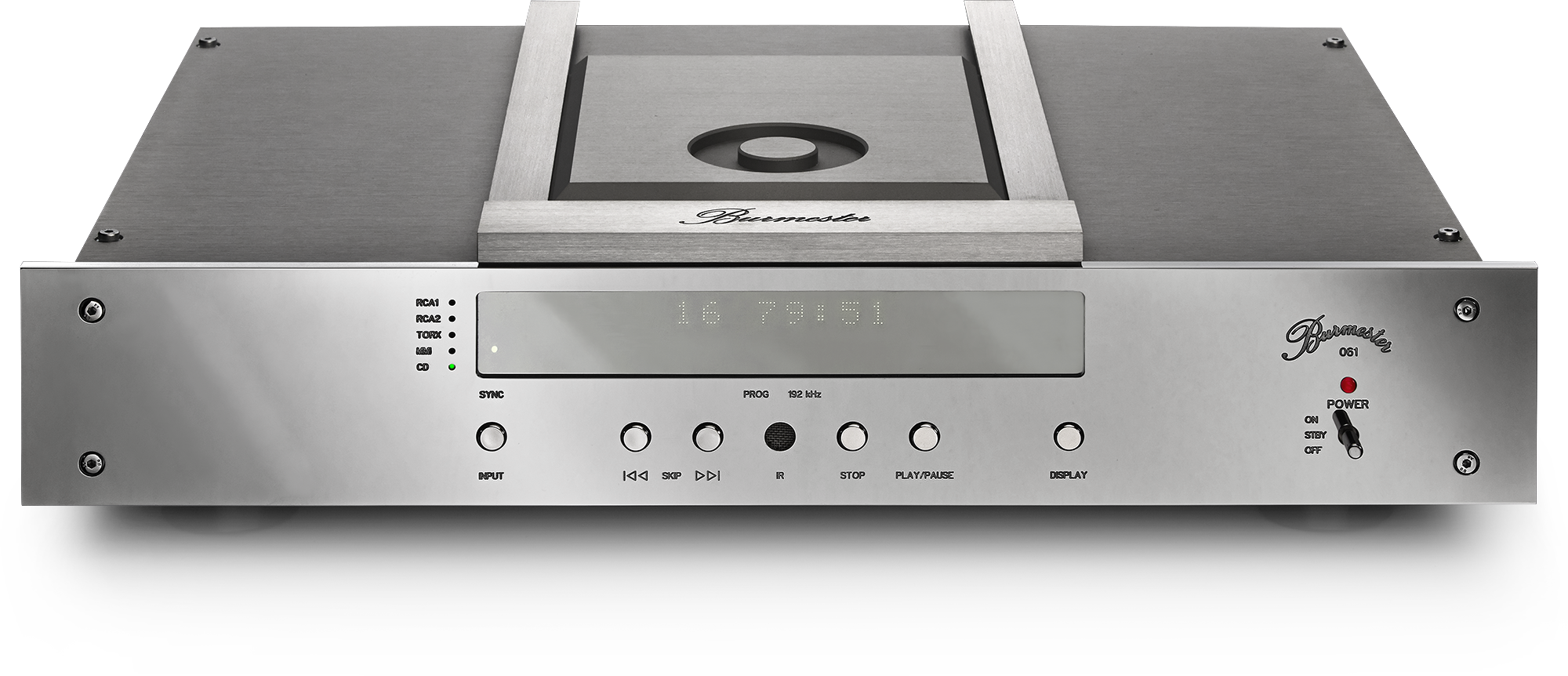 burmester 061 cdplayer highendaudio cdplayer electronics. Black Bedroom Furniture Sets. Home Design Ideas