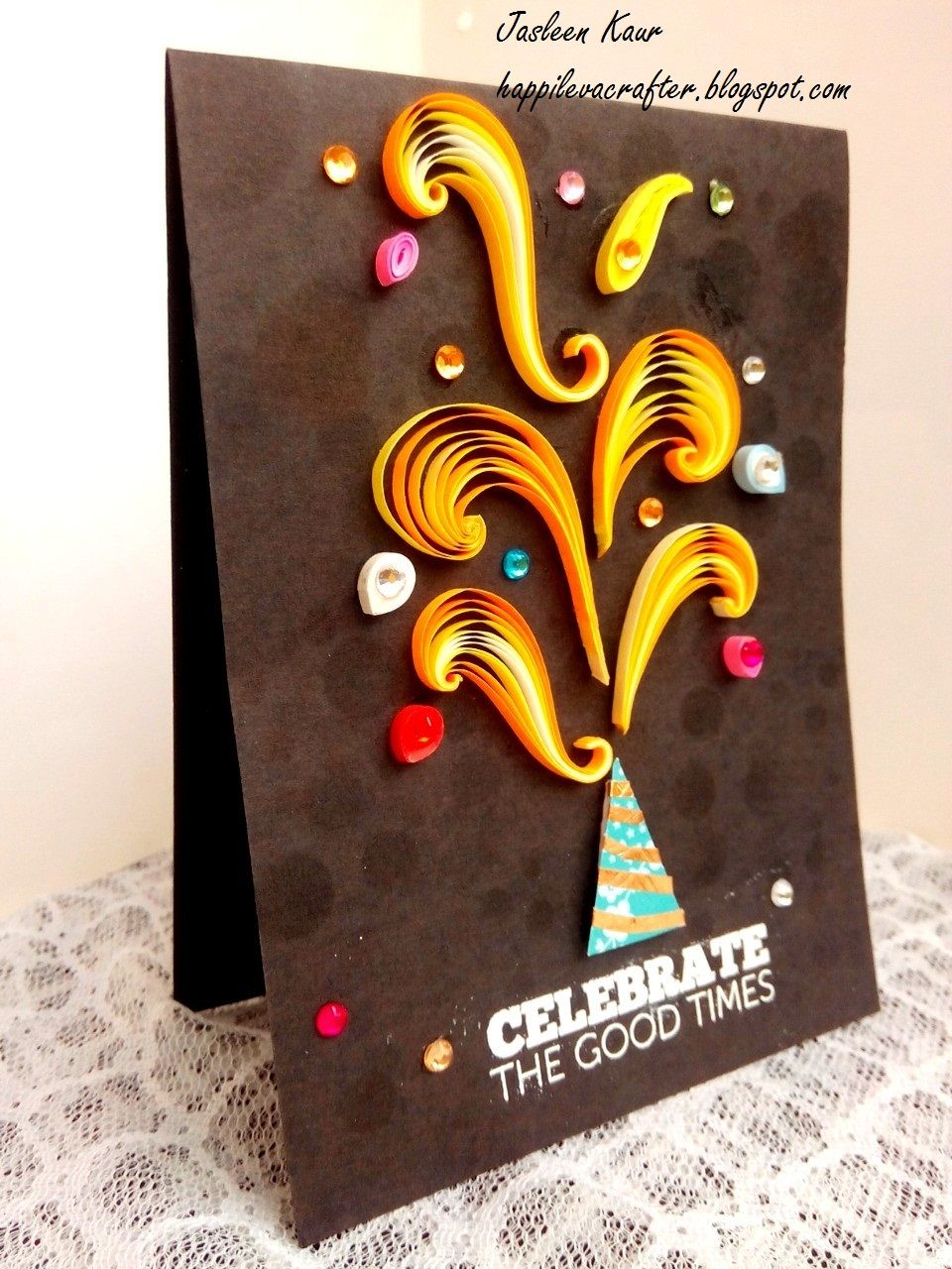 Handmade Diwali Cards 2016 Handmade Diwali Cards Hii Guys I Am Back With Some New And Interesting Topic In Diwa Diwali Cards Cards Handmade Festive Cards