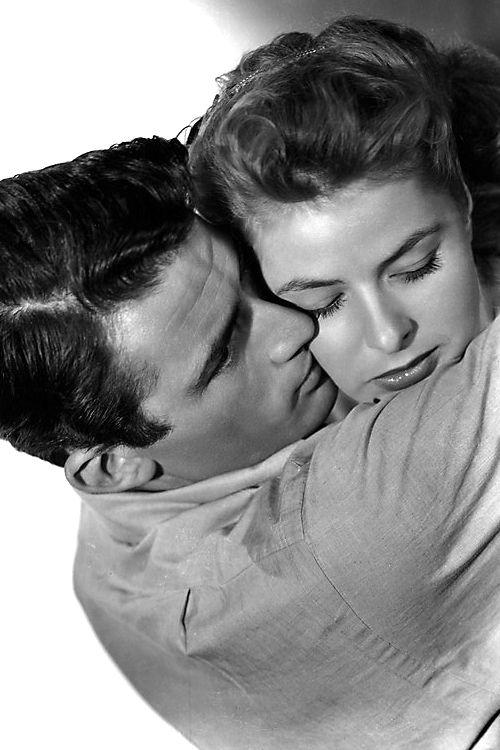 Oscar nominatedSpellbound, Directed by Alfred Hitchcock,1945.