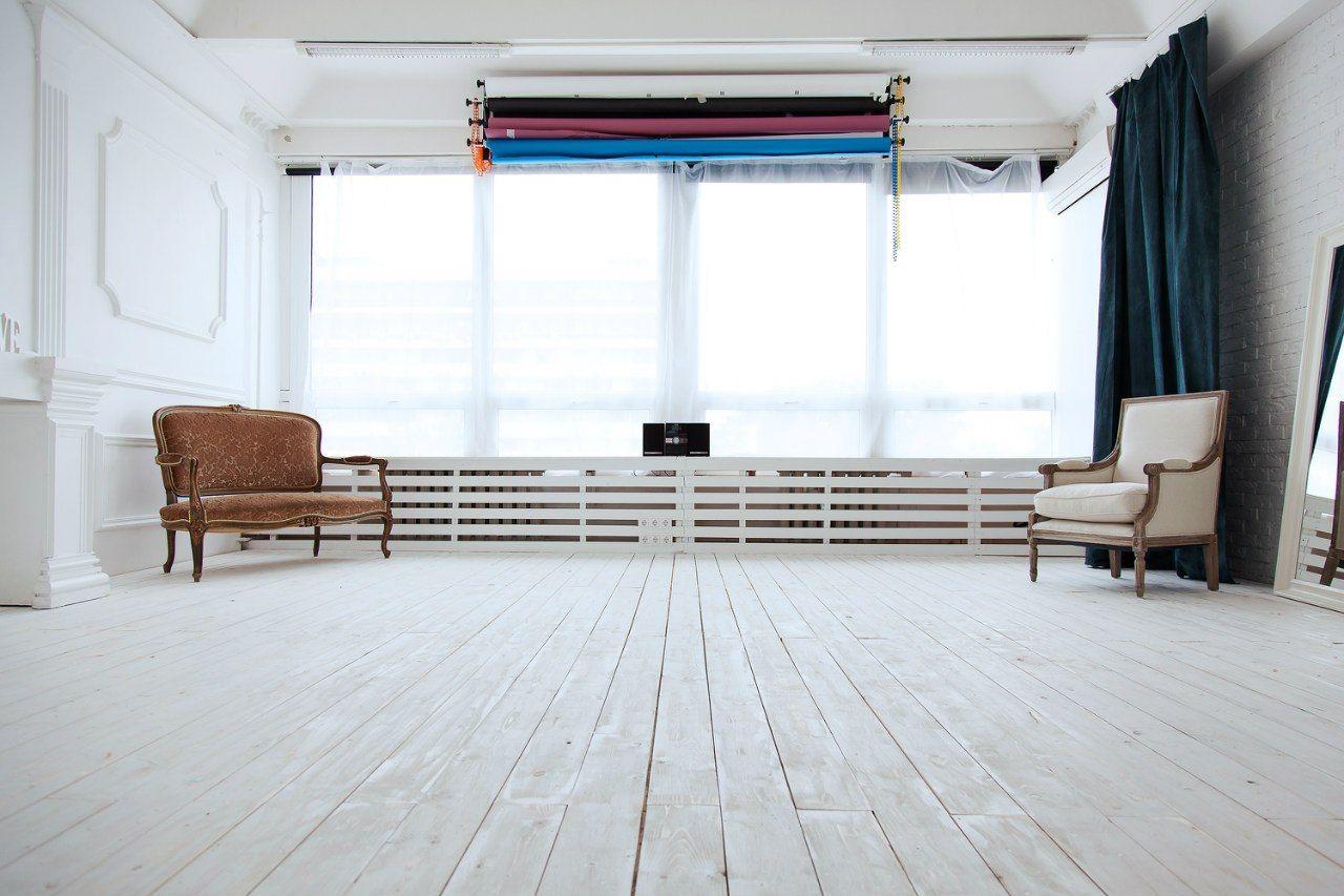 белая студия для фотосессии в москве стоит