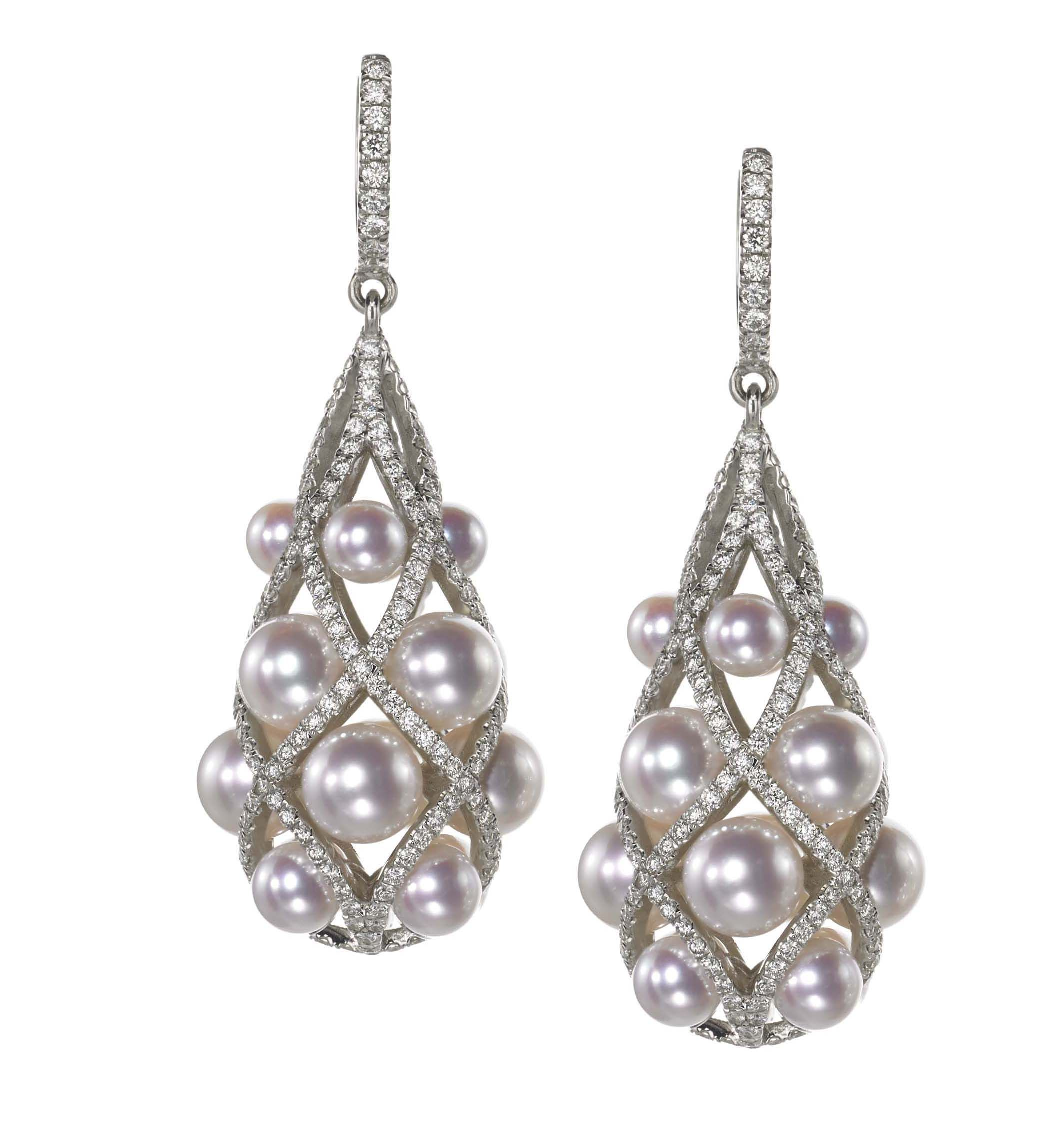 online best earring the caratpearl at ever jewellery earrings buy diamond