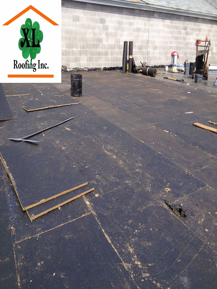 Fiberboard has been laid down in this picture. Next XL roofing is going to mop & Fiberboard has been laid down in this picture. Next XL roofing is ... memphite.com