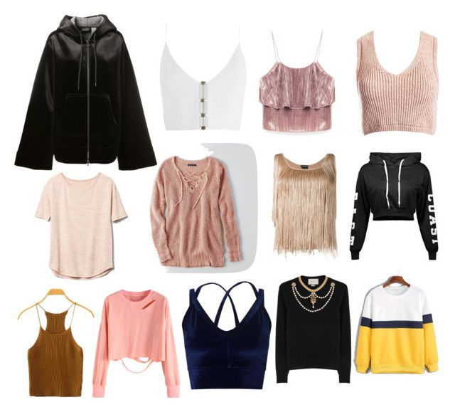 """""""L.D"""" by lumadhayllon on Polyvore featuring moda, Puma, Zimmermann, Sans Souci, Gap, American Eagle Outfitters, Tom Ford, Miss Selfridge e Gucci"""