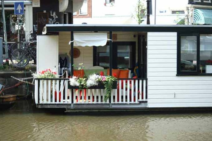Jordaan Houseboat Amsterdam The Jordaan Centre Dream