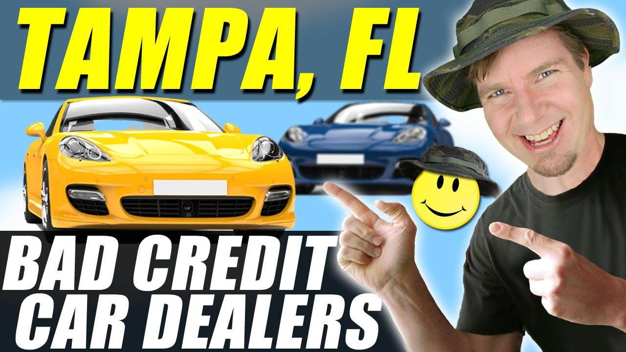 Tampa fl bad credit car dealerships buy here pay here auto