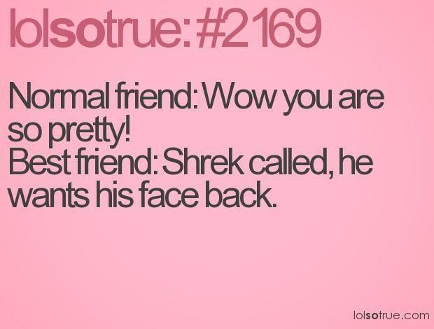 Funny Friendship and best friend funny quotes | quotes ...