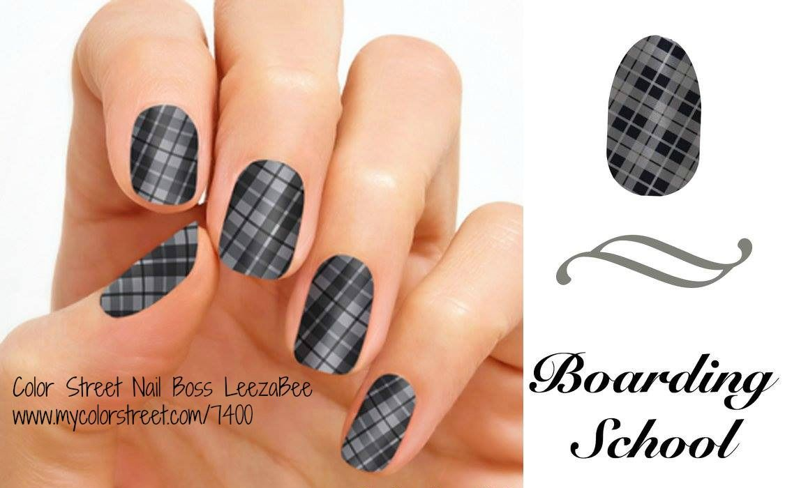 Color Street Real Nail Polish Strips Fast Easy To Apply No Dry