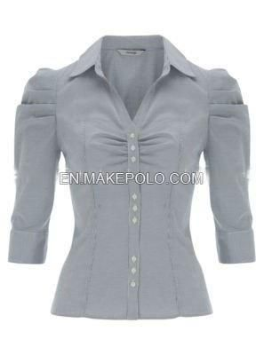 womens formal shirts | ideas... esperando orden... | Pinterest ...