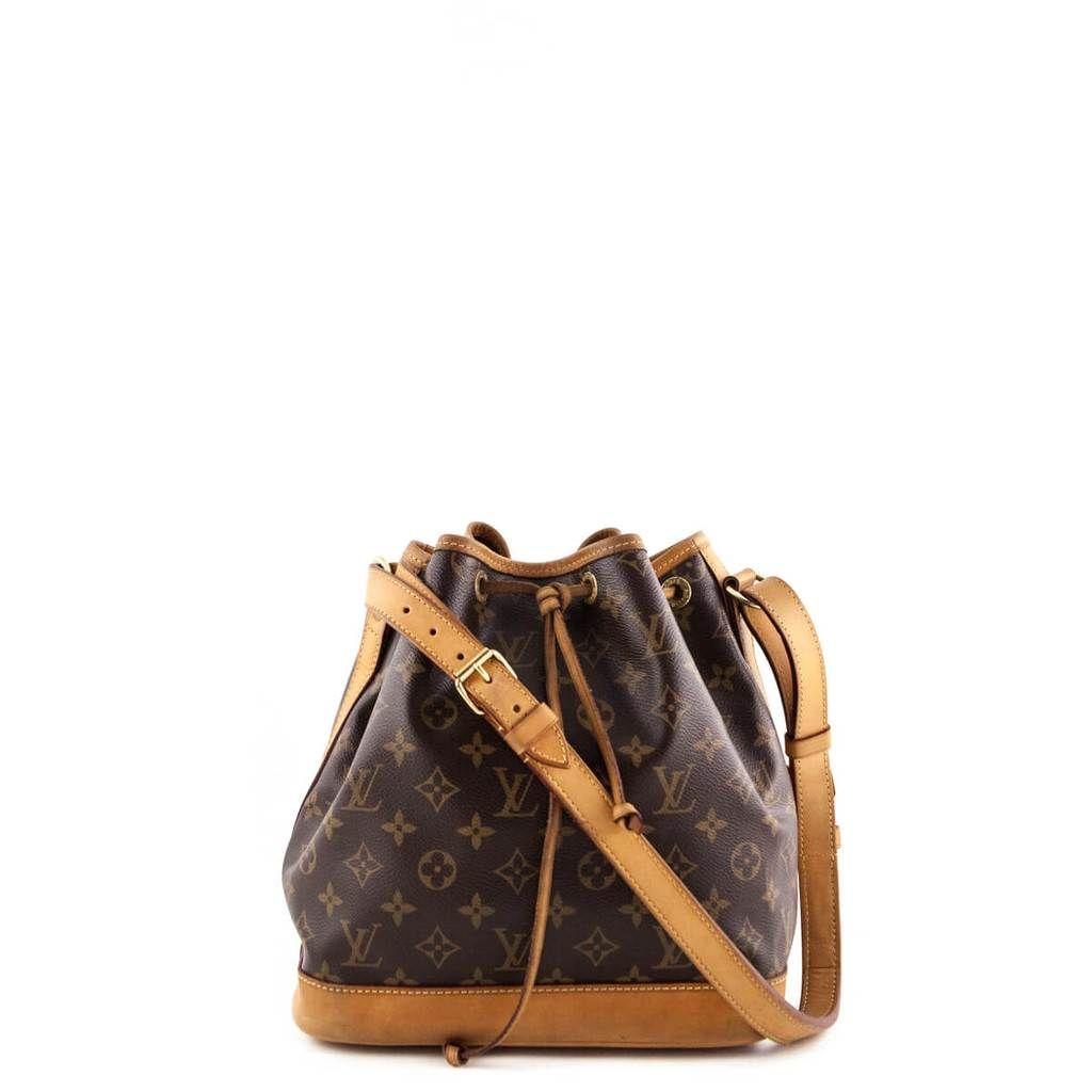 a24a3553ade Louis Vuitton Monogram Petit Noe - LOVE that BAG - Preowned Authentic  Designer Handbags -  950 CAD