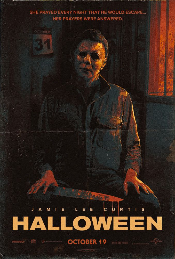 Be Careful What You Pray For Halloween Poster Halloween