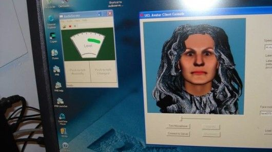 Scientist are using interactive avatars to help schizophrenics gain control of their auditory hallucinations.