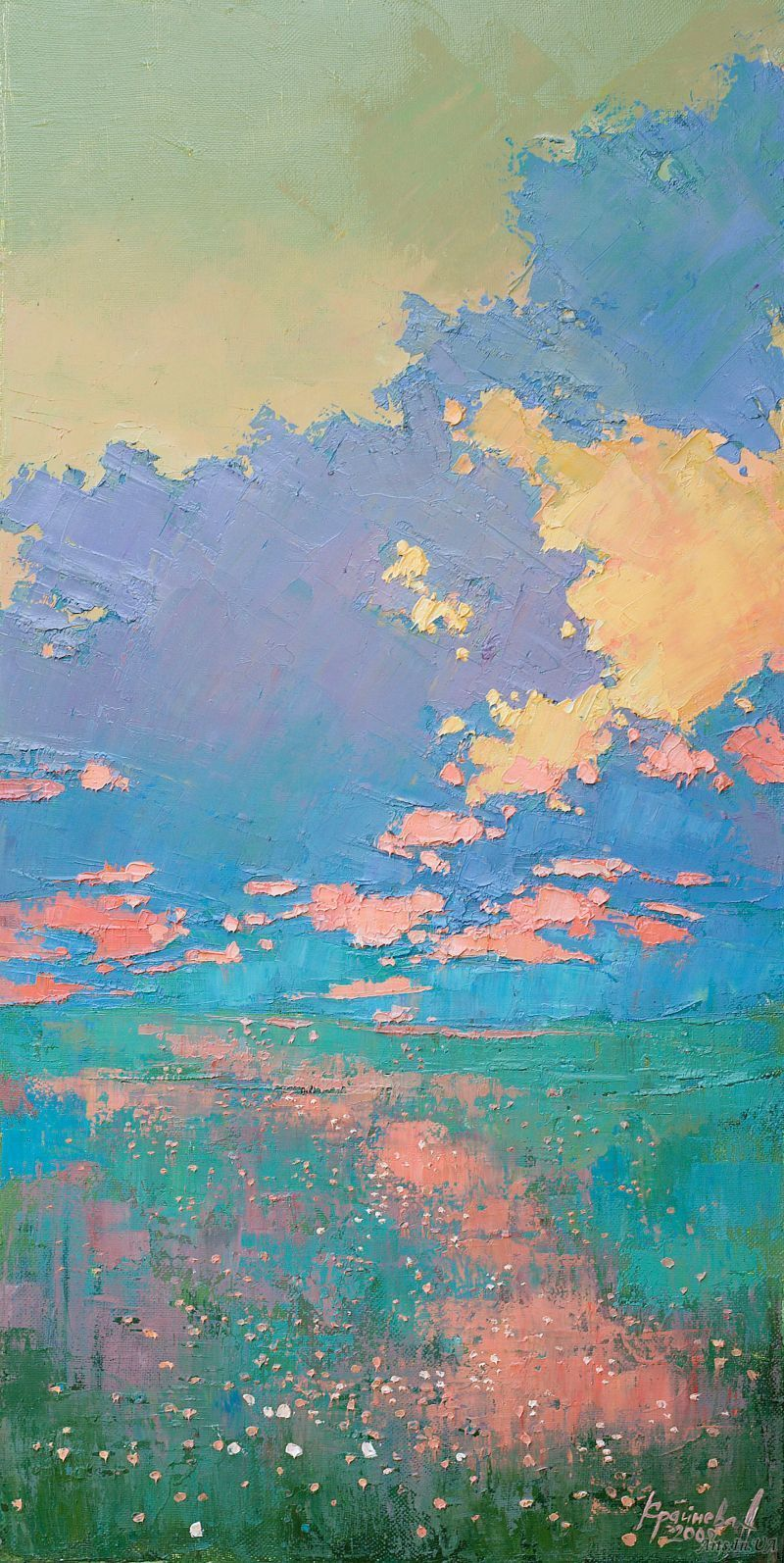Urban Landscape Art visual artists with synesthesia landscape prints for sale