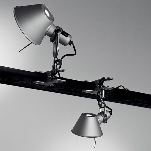 Artemide Tolomeo Clip On Lamp Spot Light Clip Lamp Lamp Artemide