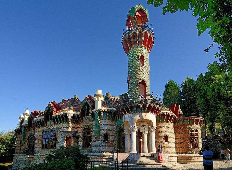 Villa Quijano, also known as 'El Capricho'. Comillas ...