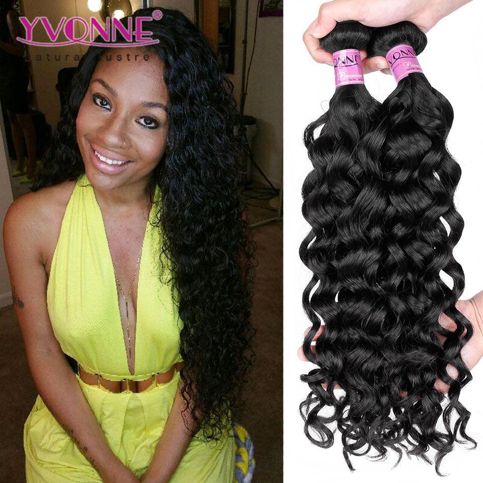3pcs/lot peruvian virgin hair,fashion italian curly human hair