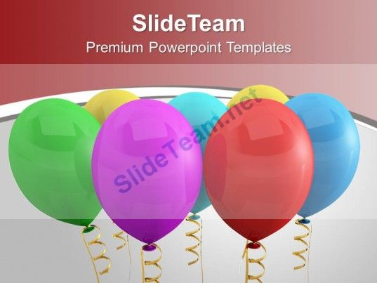 Colorful birthday balloons party backgroud powerpoint templates ppt 404 not found ppt themesbirthday toneelgroepblik Image collections