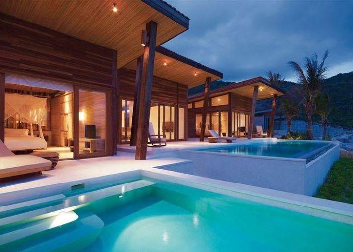 Beautiful Hotels Six Senses Con Dao Resort In Vietnam