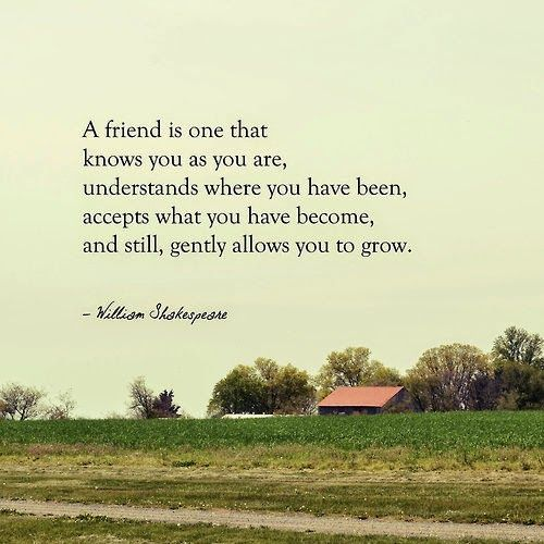 Amazing Shakespeare Quotes On Friendship