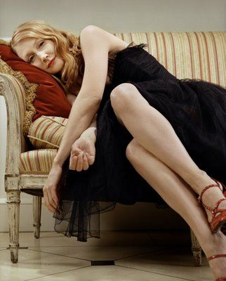 Patricia Clarkson. Repinned from Dean Boyling via Rebecca Vogel Pitts.