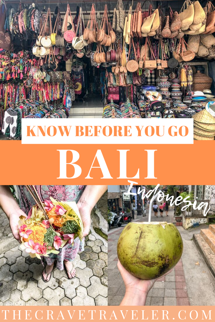 15 Things to Know Before Traveling to Bali #travelbugs