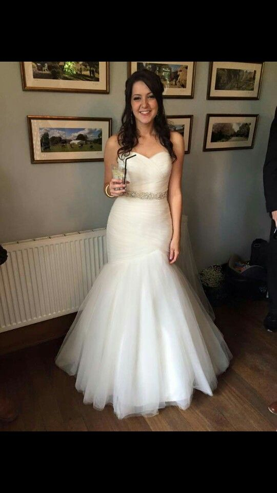 ef70f154a99 Mori Lee 5108 with added belt