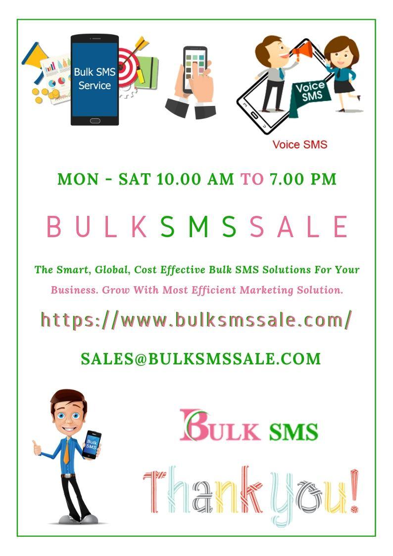 Bulk SMS Gateway Service Provider Delhi