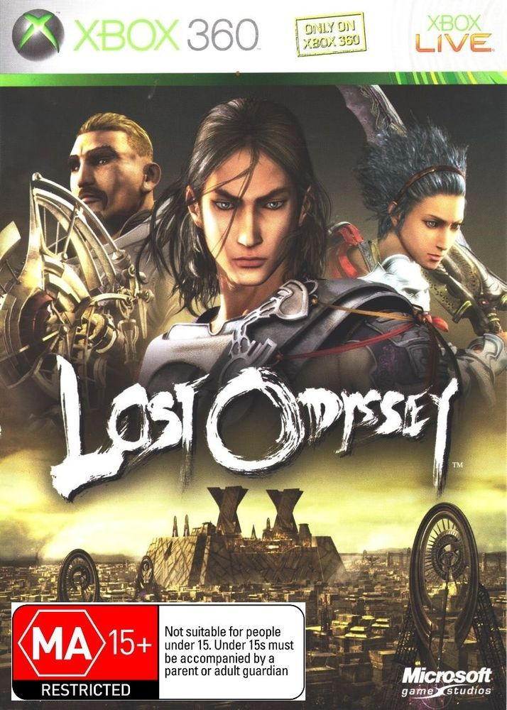 Lost Odyssey RPG Action Adventure Role Play Game For