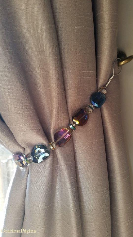 Pin by ssz on mine in 2020 | Drapery tie backs, Curtain