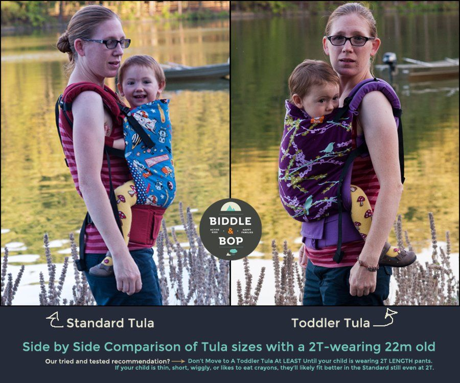 If you have a kiddo who wants carried at least periodically (let's face it, that's at least a third of...
