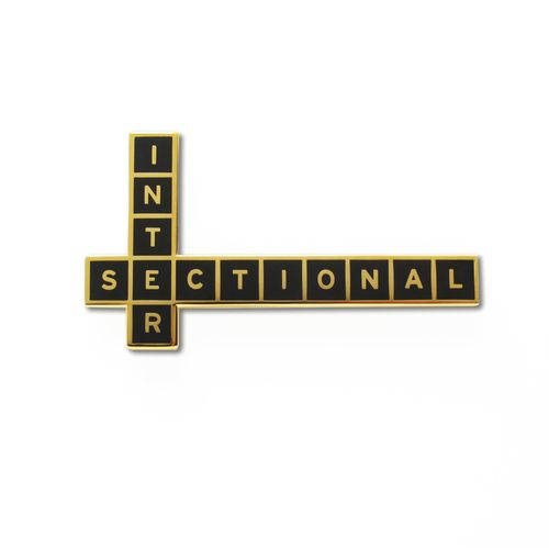 intersectional pin