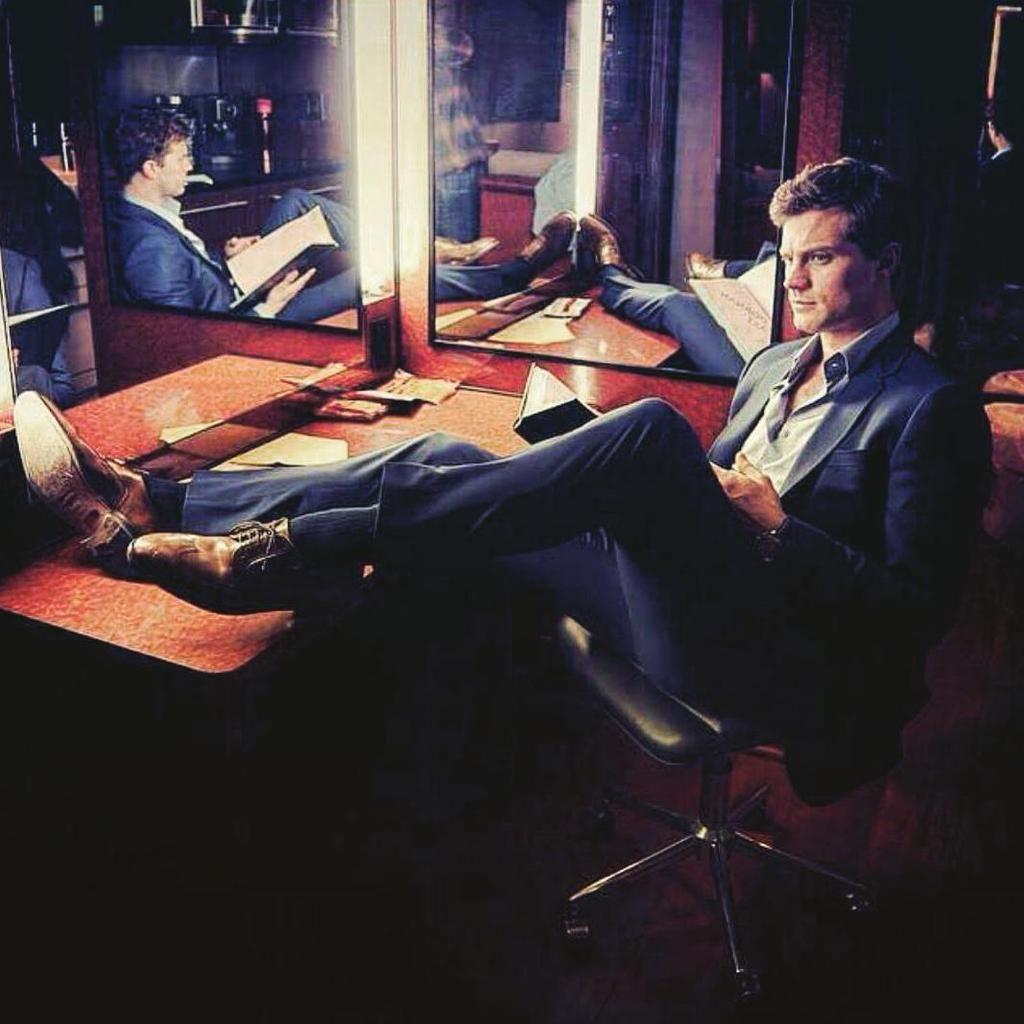 Christian Grey #FiftyShades
