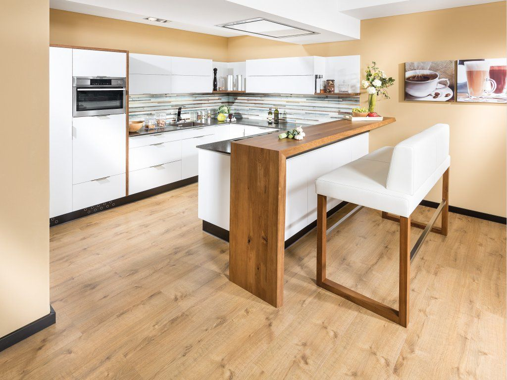 bildergebnis für küche mit integrierter sitzbank | küche ... - Bar Für Küche