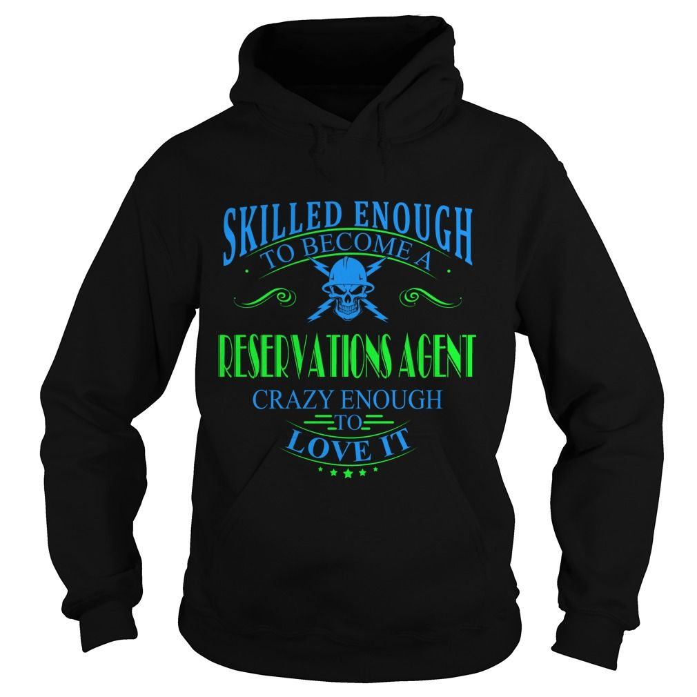 (Tshirt Discount) RESERVATIONS AGENT_ [Tshirt Best Selling] Hoodies Tee Shirts
