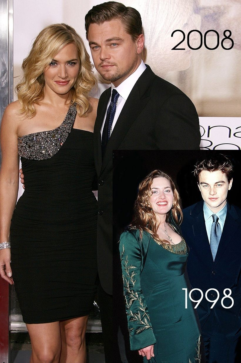 Former DiCaprio proved to be worthy to become a new Pamela Anderson