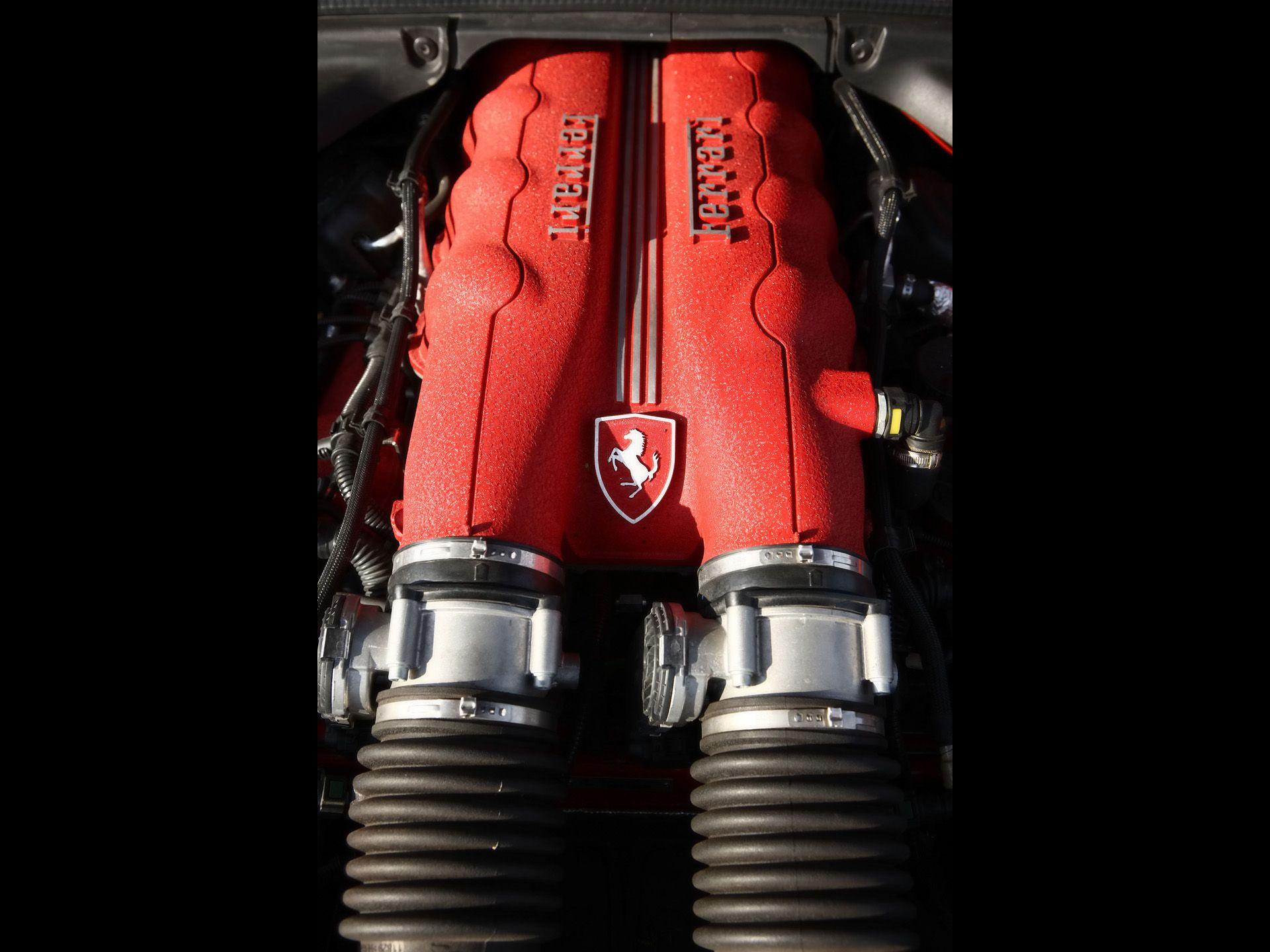 Ferrari California Engine #7