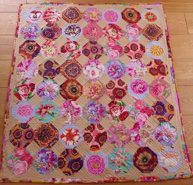 kaffe fassett quilt kits | little bit of Kaffe Fassett by Little ... : little island quilting - Adamdwight.com