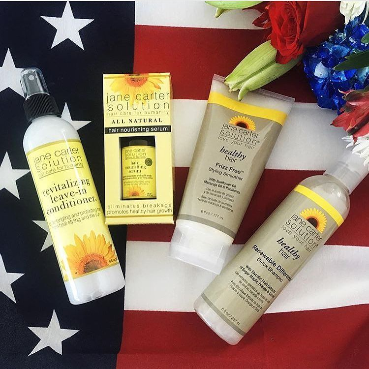 Don't miss this great holiday weekend sale! We are offering 25% off all order of $30 or more PLUS Free Shipping on all orders over $50! Offer valid through July 4th  so get shopping ladies @janecartersolution.com using coupon code: JULY4TH !