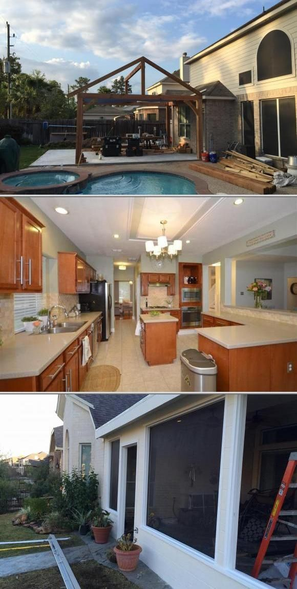 General Contracting Services House Styles General Contracting Remodel