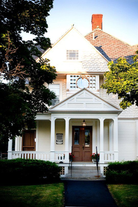 10 Victorian Homes In Manchester New Hampshire