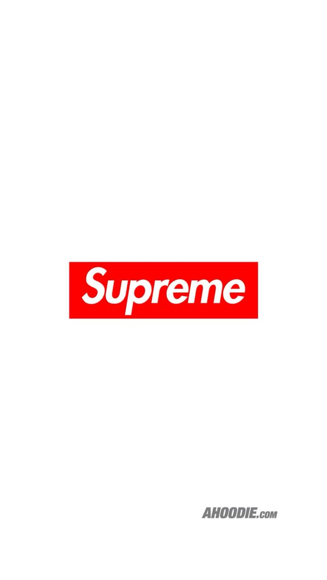 Supreme Iphone 6 Wallpaper แฟช นผ ชาย In 2019 Iphone 6