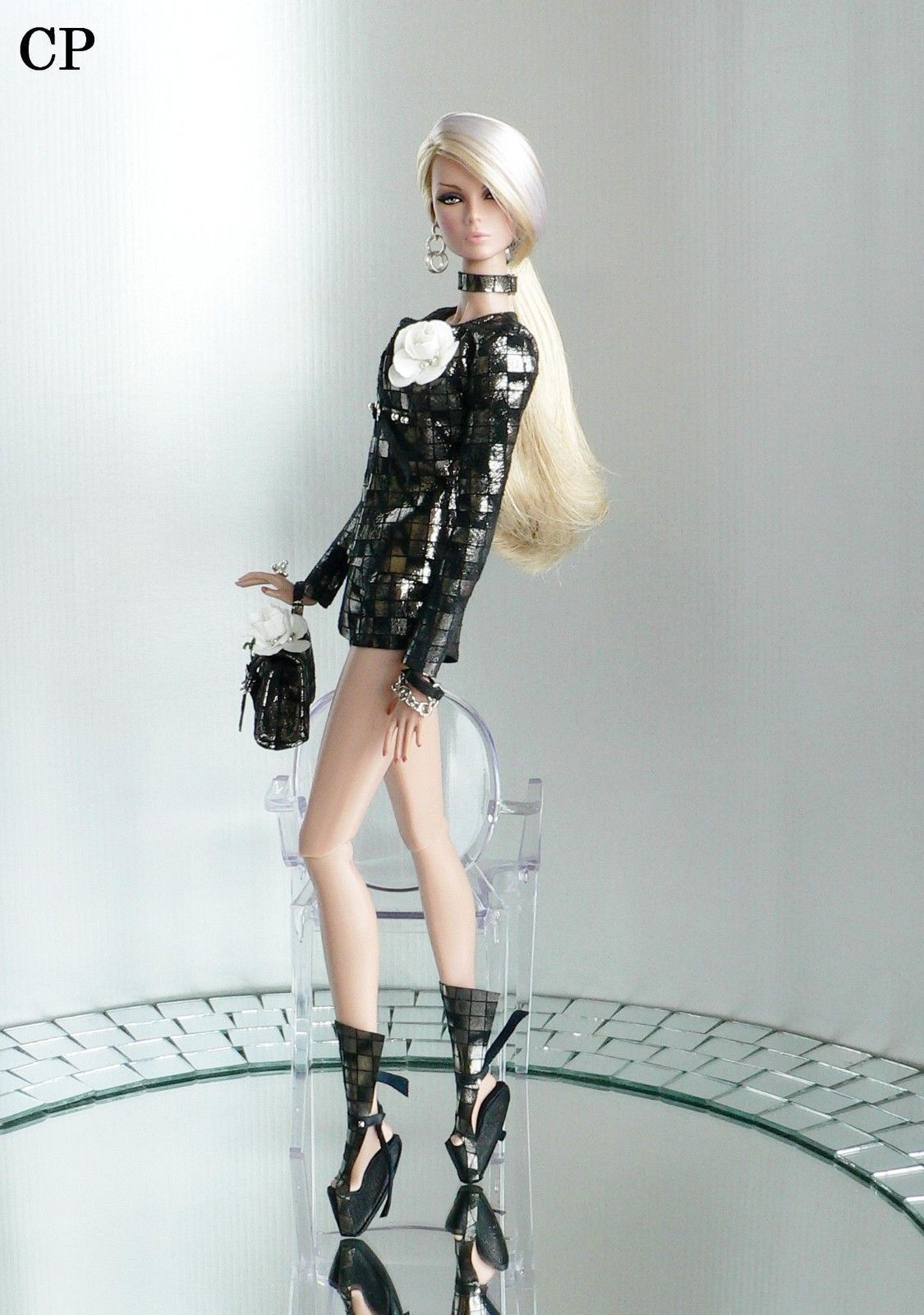 FR2 Poppy !NO DOLL! Fashion Royalty  outfit for Fashion Royalty Nu Face