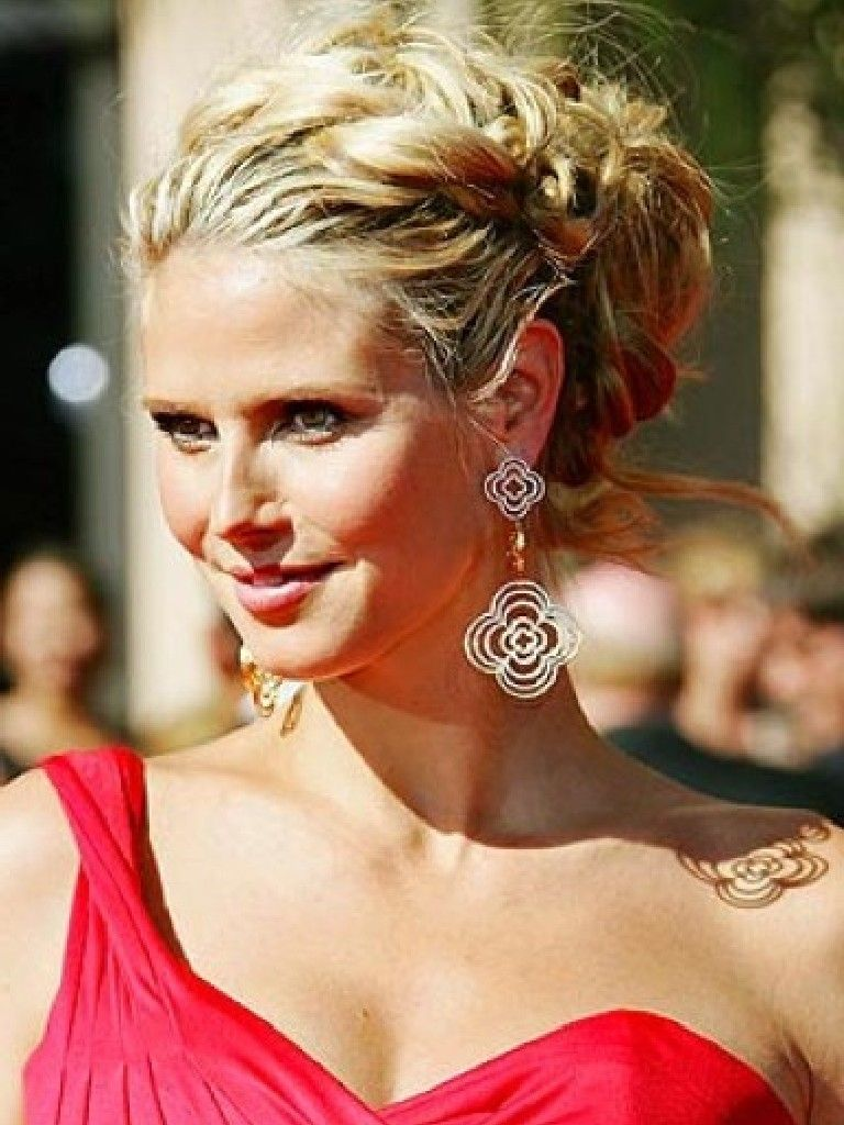 Updos formal updo hairstyles famous celebrity hairstyles