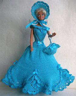 Idées de vêtements tricotés pour les poupées Barbie
